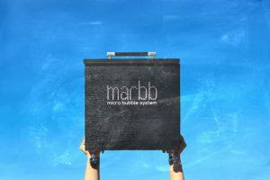 魔法のバブル《marbb》